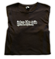 Into The Spin T-shirt
